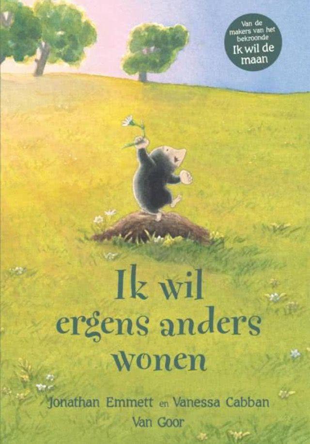 Digitaal Prentenboek:  Ik wil ergens anders wonen.  Ingesproken door juf Lente Anne https://www.youtube.com/watch?v=diVnfTDN3aA&feature=share