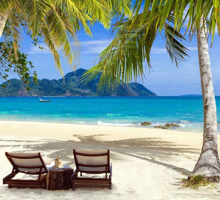 Laem ka Beach in Phuket island,Thailand