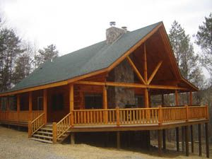 Irish Ridge Cabins - in the Hocking Hills Ohio $175/night