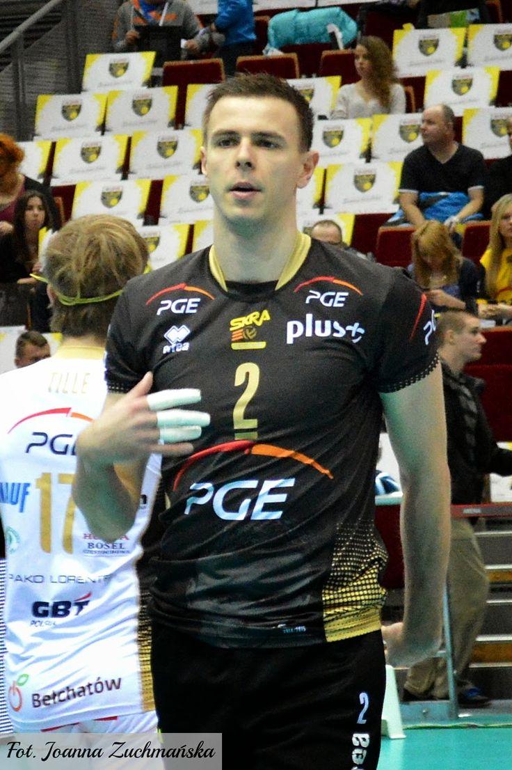 My life - Volleyball: Żółto-czarne półfinały. Relacja z meczu Lotos Trefl - Skra Bełchatów