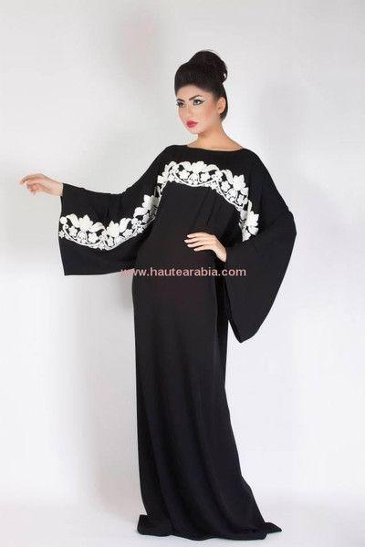 www.hautearabia.com Telly SS Abaya 20