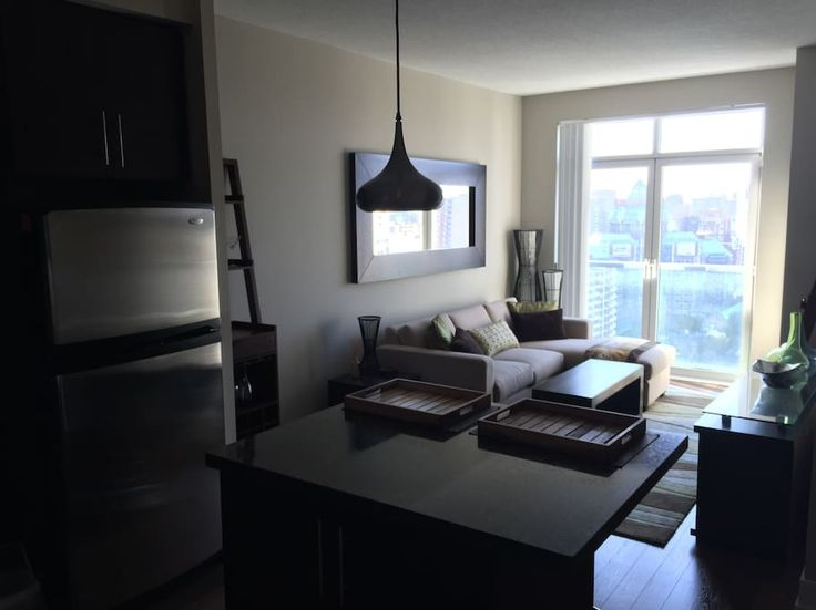 Check out this awesome listing on Airbnb: Beautiful new downtown apartment - Apartments for Rent in Toronto