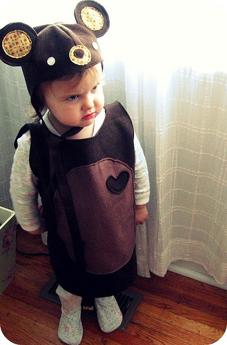 "Pretty sure I will be ""That Mom""  who makes her baby's Halloween costume ♥"