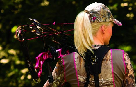 Top Five Best Compound Bows for Women! 2014 Review -- If you're a female bowhunter you know the struggle of finding the perfect bow. Check out this great article I found that will help you find a bow meant for women.