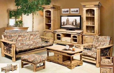 Мебель из сосны #мебель_из_сосны #дизайн #интерьер