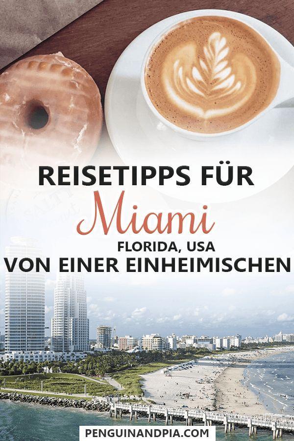 Hilfreiche Miami Reisetipps von einer Einheimischen