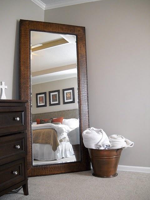 Full Length Mirror For Corner By Dresser Change That