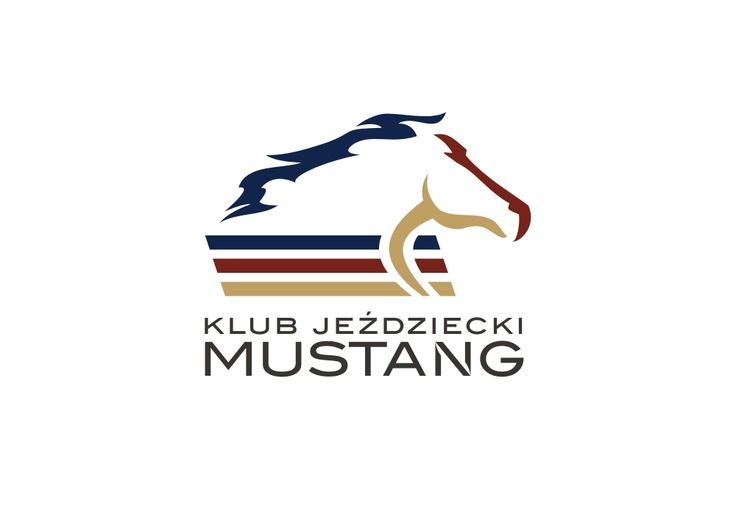 Projekt logo klubu jeździeckiego