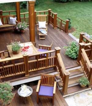 backyard decks | Backyard deck designs ideas | Pictures Photos Images of