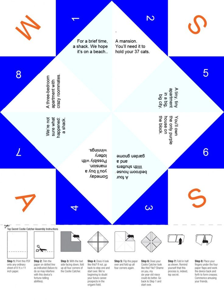 56 best images about cootie catchers paper fourtune tellers on pinterest xmas wedding games. Black Bedroom Furniture Sets. Home Design Ideas