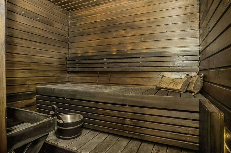 Sisustus  - Sauna - Perinteinen