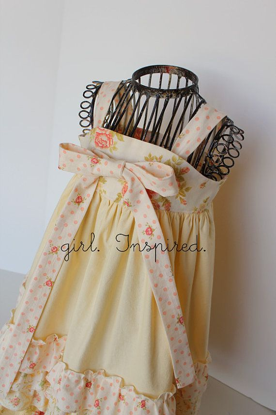 Love these little dresses...