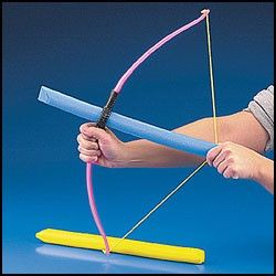 Foam Archery Sets (Each) | Our Price: $3.87 http://www.discountpartysupplies.com/girl-party-supplies/brave-party-supplies/foam-archery-sets.html