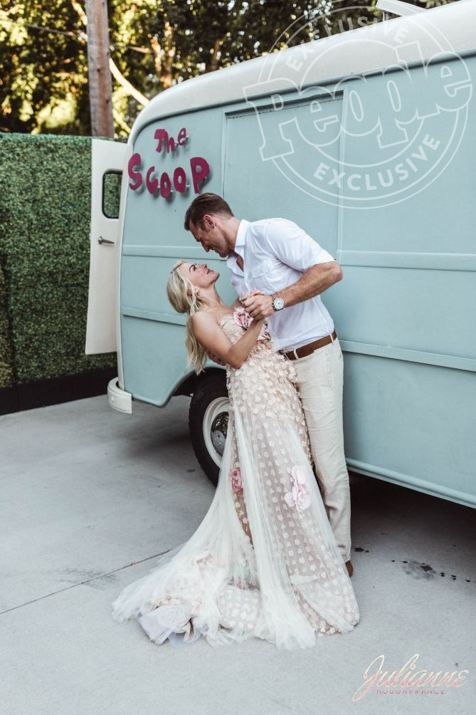 Julianne Hough and Brooks Laich's Wedding