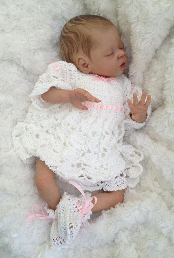 Joanna S Nursery Completely Adorable Reborn Baby Girl