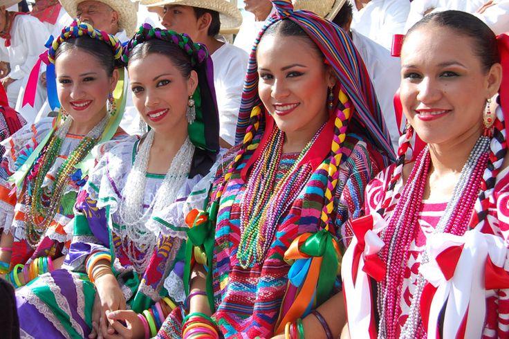 traje tipico de oaxaca tuxtepec