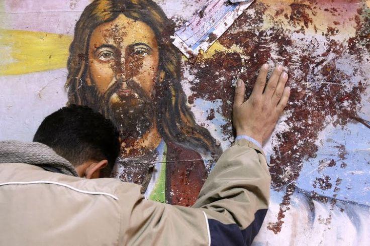 Les chrétiens discréminés partout même en Europe