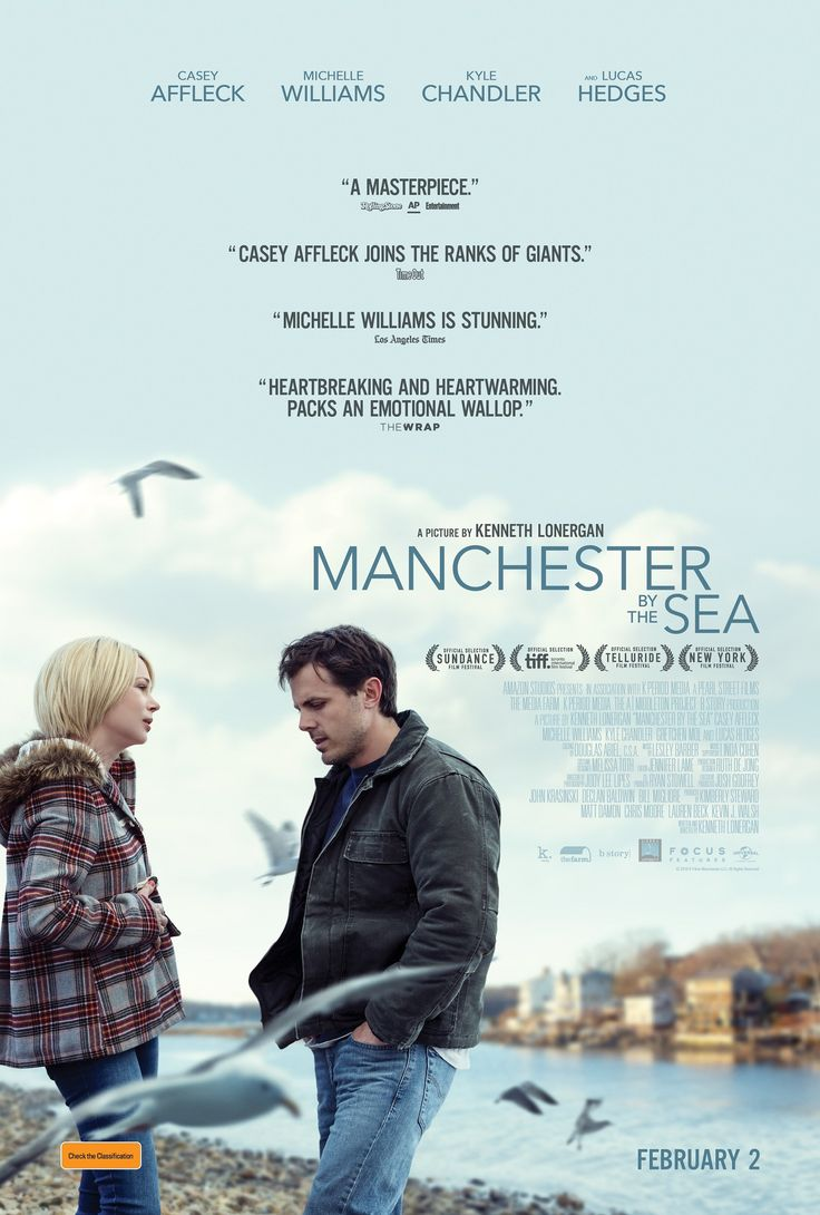 While MANCHESTER BY THE SEA left me frustrated and bereft I appreciate it for its sublime acting, beautiful cinematography, brilliant direction and its study on grief. It is out now in Australia. http://saltypopcorn.com.au/manchester-by-the-sea/