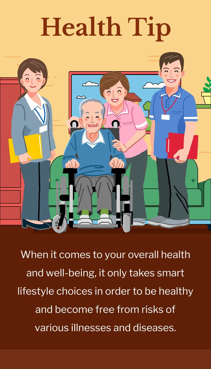 Home health care tips