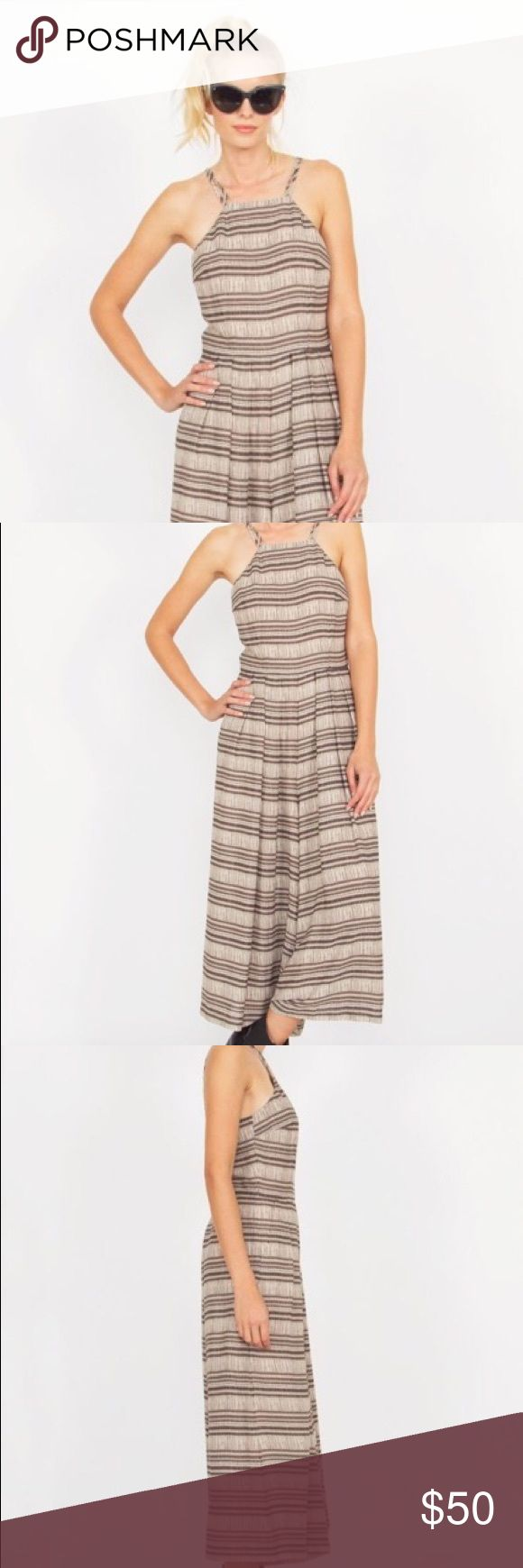 URBAN BOHO SUMMER CULOTTES FESTIVAL JUMPSUIT Makes a statement in this cute jumpsuit. Features square neckline and spaghetti straps Invisible zipper. Brad new with tags. Great summer colors light and summer perfect small and medium Sugar Lips Pants Jumpsuits & Rompers