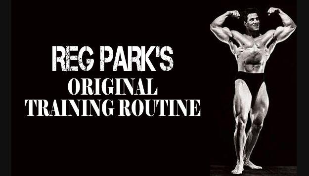 Reg Park S 5x5 Program T Nation - Imagez co
