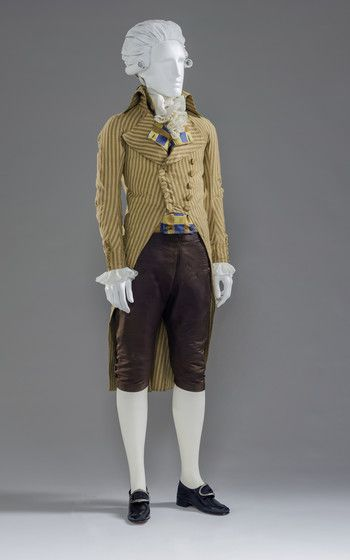 Ensemble, France, 1790–95, Los Angeles County Museum of Art, Costume Council Fund in honor of the council's 60th anniversary