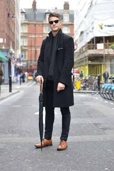 preludetoreality:  London Street Style | TheNyanziReport  http://www.styleclassandmore.tumblr.com