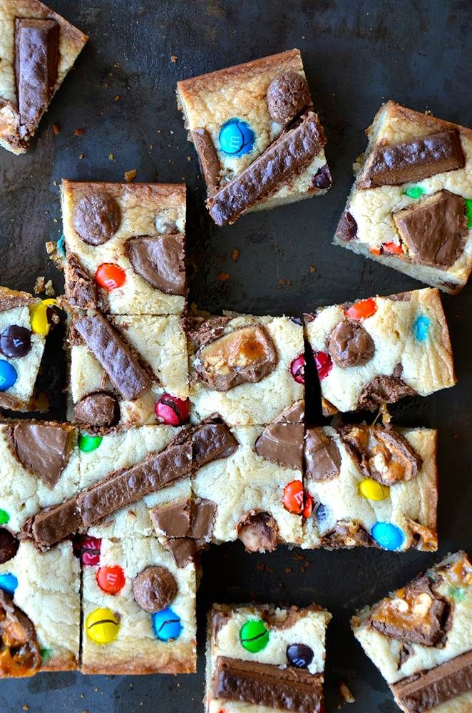 Cookies, bark and 5 other treats to make with your leftover Halloween candy