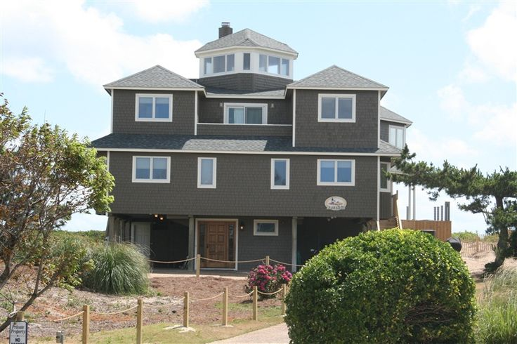 Pastaficio 971 L Duck Nc Outer Banks Vacation Rental Home L Oceanfront Retreat Providing