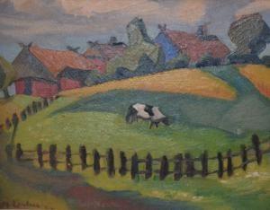 Maggie Laubser ( 1886 - 1973)