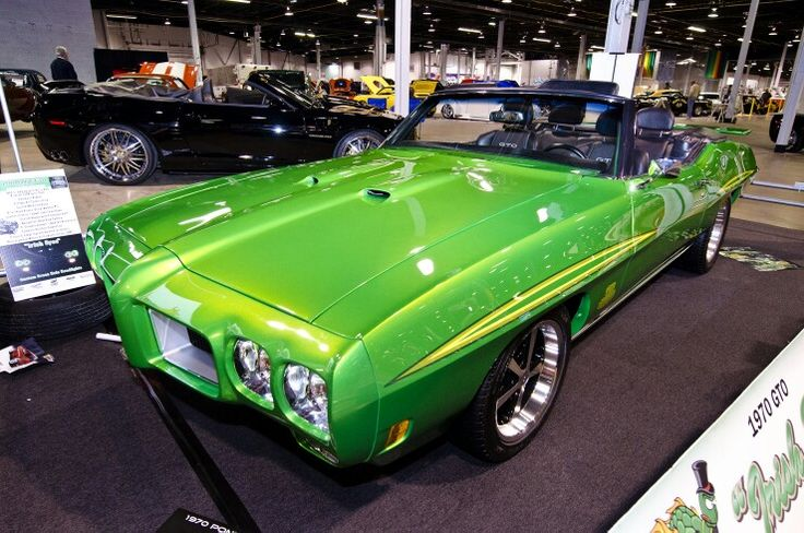 pontiac gto lime green my kind of car pinterest pontiac gto limes and green. Black Bedroom Furniture Sets. Home Design Ideas