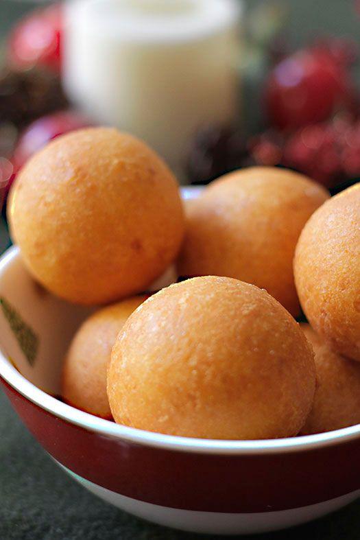 Sorprenda a sus amigos y familiares, con estos ricos Buñuelos! Perfectos para disfrutar en sus novenas o en la Navidad. Suaves, esponjosos, deliciosos!…
