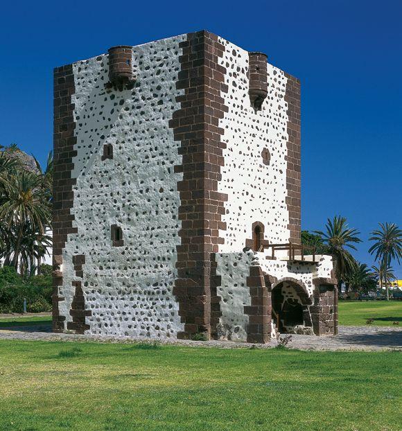 #TorredelConde en La #Gomera - #IslasCanarias