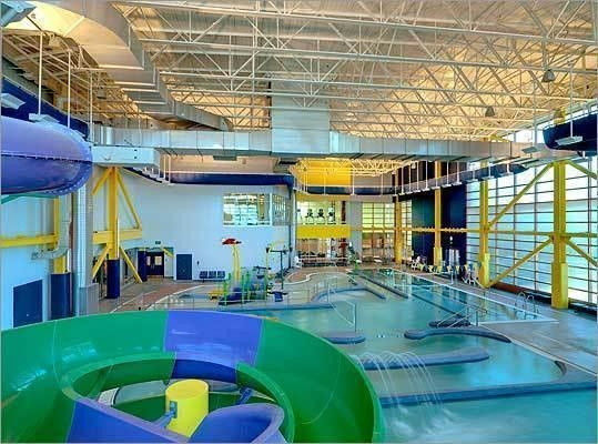 97 Best Aquatic Center Examples Images On Pinterest