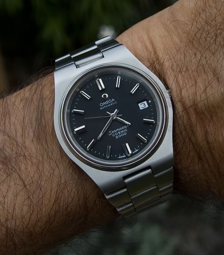 Omega Seamaster Cosmic 2000 Day-Date