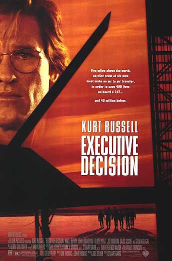 Executive Decision movie posters at movie poster warehouse movieposter.com