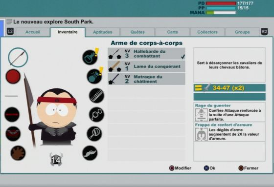 Customisation South Park  More here! http://lamaisonmusee.wordpress.com/