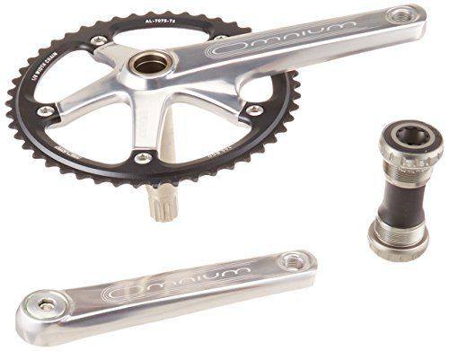 Bike Cranksets - SRAM Omnium Track Bicycle Crankset wGXP Cups ** Be sure to check out this awesome product.
