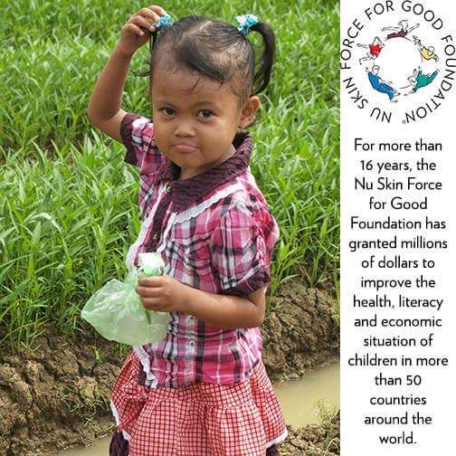 Join us and help improve the health, literacy and economic situation of children.
