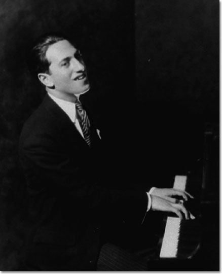 the life and music career of george gershwin A may 4th 1930 write-up in new york world put the genesis of young gershwin's career path  between george's music  george gershwin: his life and.
