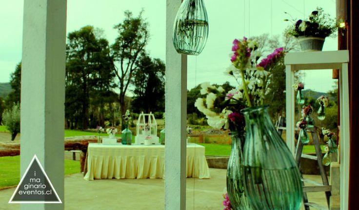 wedding country deco