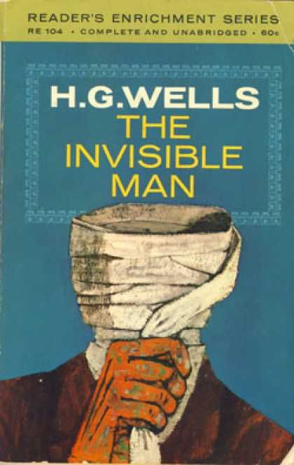an analysis of reading the book invisible man Book review: the invisible man by a scientist who creates a serum to render himself invisible i felt very happy after reading the book of invisible man.