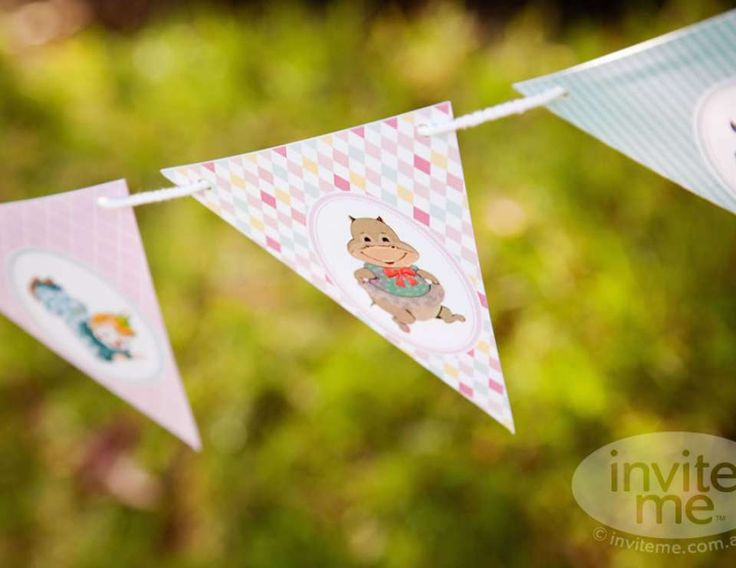 """Vintage Circus Afternoon Tea / Birthday """"Lucy's 2nd Birthday"""" 