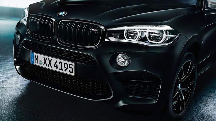 Черное пламя M серии BMW X5 и X6 - http://amsrus.ru/2017/07/02/chernoe-plamya-serii-bmw-x5-i-x6/