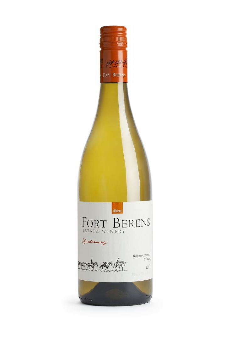 Chardonnay for Turkey Day – Fort Berens Estate Winery Chardonnay 2016 BC VQA
