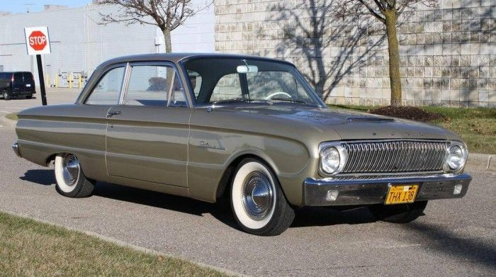 17 best images about ford falcon on pinterest cars for Garage ford 62