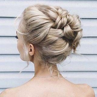 boho wedding hair updo - Google Search