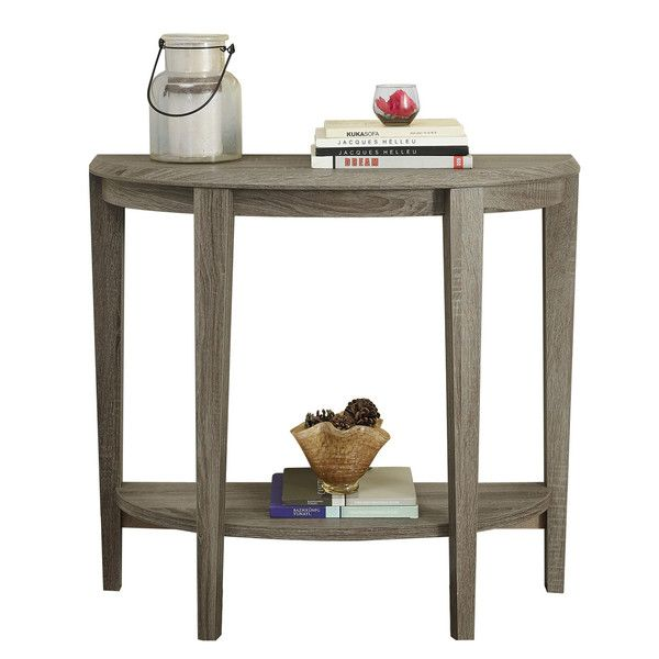 The 25 best half moon console table ideas on pinterest for 1 2 moon table