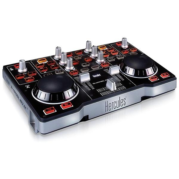 Hercules, DJ Control MP3 E2 r voor Pc/Mac