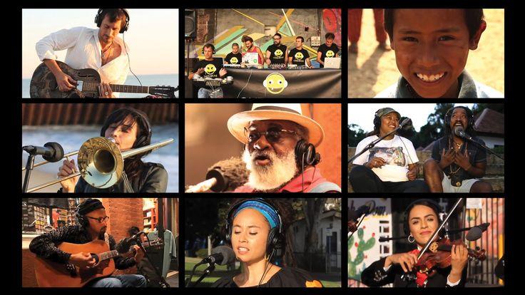 Lean On Me | Playing For Change | Song Around The World -USA, Italy, India, Rwanda, Mali, Netherlands, Japan, Australia, Nepal, Congo, South Africa, Ghana